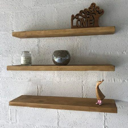 Floating Pine Shelf by Pine Shelves Kiln Dried With Floating Brackets Celtic Timber