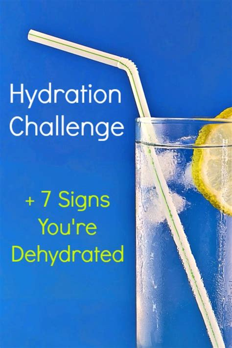 7 day hydration challenge 21 best images about hydration challenge on