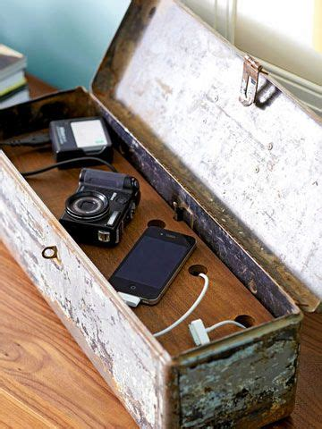 rustic charging station best 25 rustic charging stations ideas on pinterest