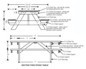 Building Plan For Convertible Picnic Table by Great Southern Wood Preserving Yellawood 174 Picnic Table Build It