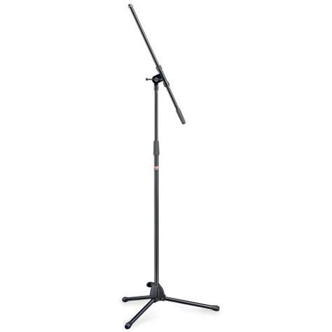 Stand Bookpart Sd 26 Recomended stagg tripod boom microphone stand with folding legs