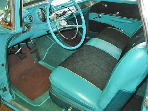 Nomad Interior by Classic Car Photo Gallery 1957 Chevy Nomad Interior View 1