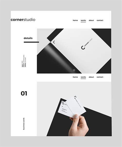 design inspiration web portfolio portfolio website web design on web design served