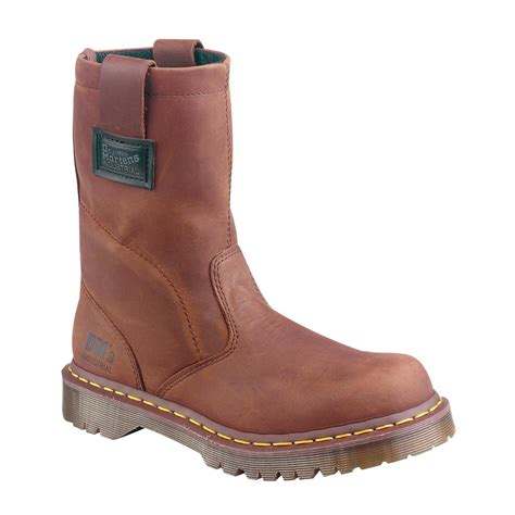 womans work boot s dr martens 174 wellington boots gaucho 26147