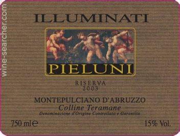 illuminati italia click to see larger label image