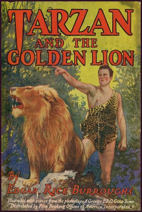 golden lion film club tarzan et le lion d or dvdtoile