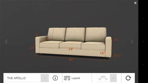 couch apps living spaces by ul sofa app android apps on google play