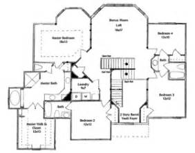 Double Master Bedroom Floor Plans by Two Master Bedroom House Plans Home Design
