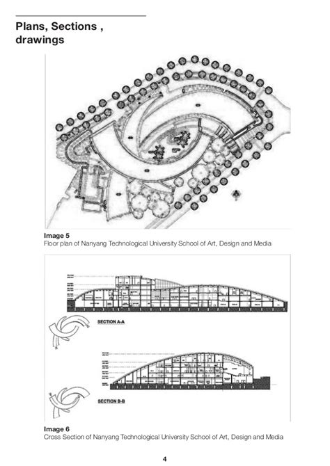 Sun City Floor Plans by Nanyang Technological University Of Art Design And