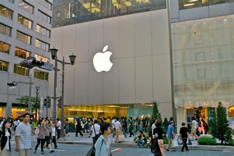 apple x japan japan tokyo ginza apple store eight inc from bizmac on