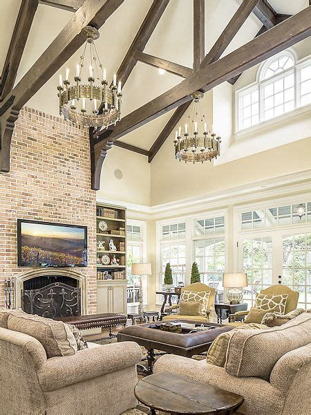 Ceiling Ls For Living Room - best 25 exposed beam ceilings ideas on