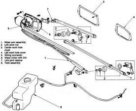 afi windshield wiper motor wiring diagram wiring diagram and schematic design