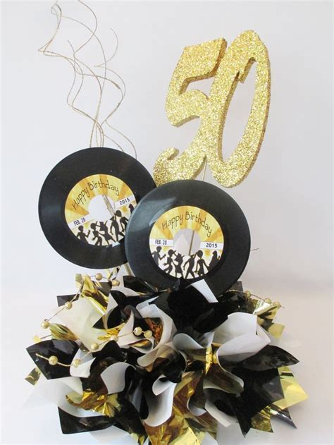 17 Best Images About Motown Party On Pinterest Disco Centerpieces