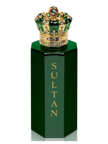 Parfum Royal Sultan sultan royal crown parfum een nieuwe geur voor en