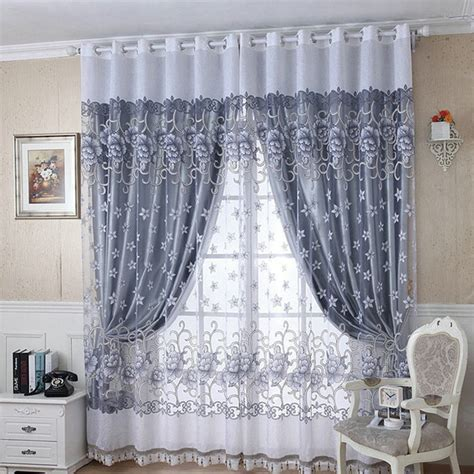 new curtains 2015 new arrival ready made luxury curtains for living