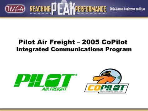 pilot air freight  pilot