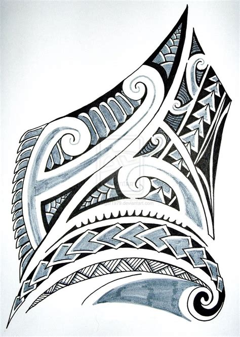 side tattoo designs female tribal design 2015
