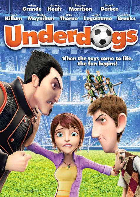 underdogs film trailer underdogs starring ariana grande arrives july 19