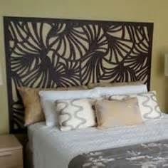 laser cut headboard laser cut headboard there s potential here home sleep
