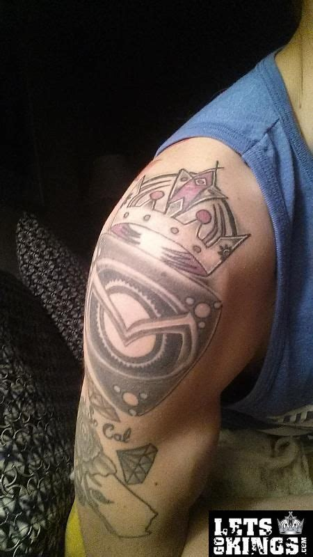 la kings tattoo rinkrat s la photo gallery