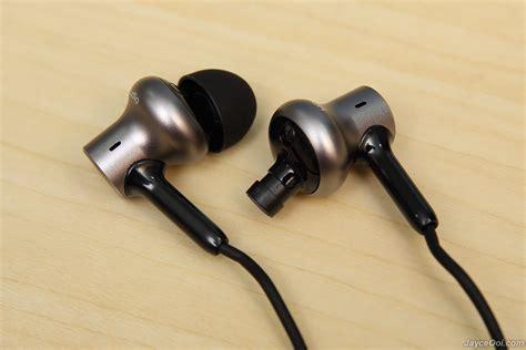 Xiaomi Mi In Ear Headset Headphones Pro Hd Hybrid Original mi in ear headphones pro hd review jayceooi