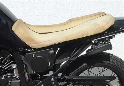 Motorrad Sitz Abpolstern by Kawasaki Sitzbank Abpolstern Motorrad Bild Idee