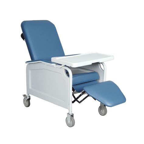 clinical recliner chairs life care three position recliner diamedical usa