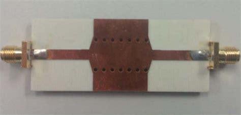 analysis  design  passive microwave devices  planar