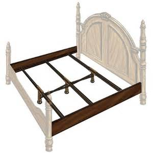 Bed Frame With Wood Side Rails Size Wood Bed Rails Hook On Pictures Reference
