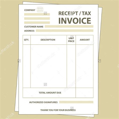 tips design concept to relate in catering invoice template 6 tips in filling blank invoice template with ways to
