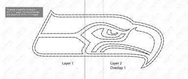 Beading And Jewelry Making Supplies - seattle seahawks string art template from