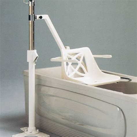 bathtub lifts for seniors electric bath hoist reconditioned second hand hoists