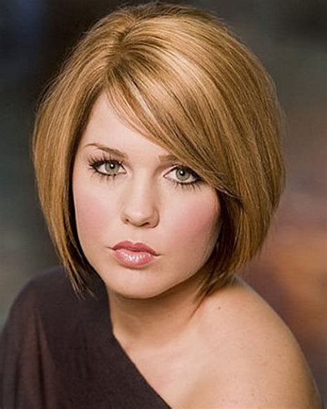 short hairstyle for round face thick hair bob reverse min hairstyles for short hairstyles for thick hair round