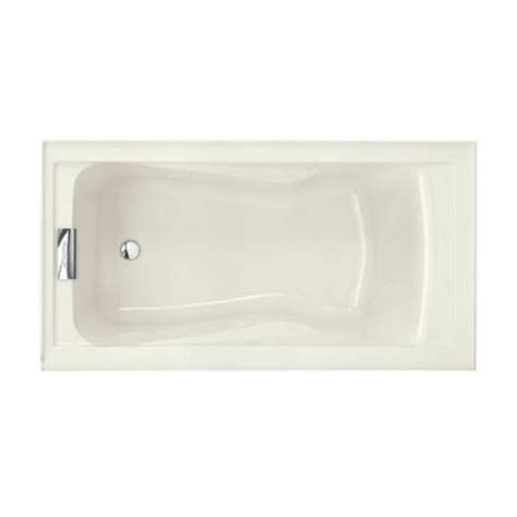 deep bathtubs home depot american standard evolution 5 ft left drain deep soaking