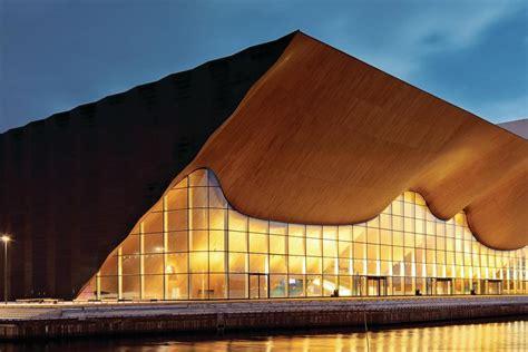 detail kilden curved facade architect magazine