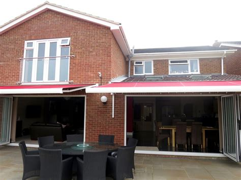 red awnings red awnings 28 images bifold door awnings fitted in