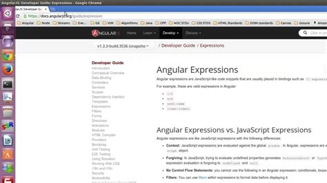 angularjs tutorial website angularjs tutorial expressions youtube