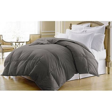 duck down comforter solid color dobby stripe duck down bedding comforter