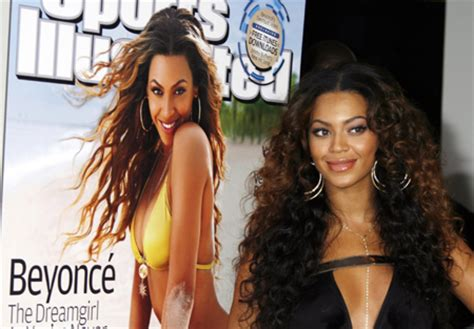Beyonce Exposed To Hepatitis A by Sports Illustrated Cover