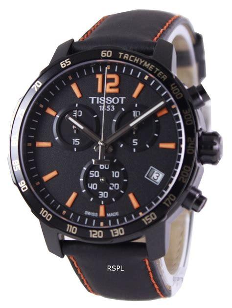 Tissot Quickster T095 tissot t sport quickster chronograph t095 417 36 057 00