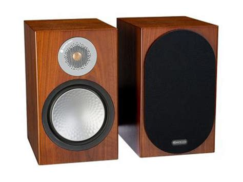 Bookshelf Speakers Audiophile monitor audio silver 100 audiophile bookshelf speaker