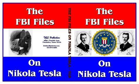 Tesla Fbi Fbi Documents On Tesla Images