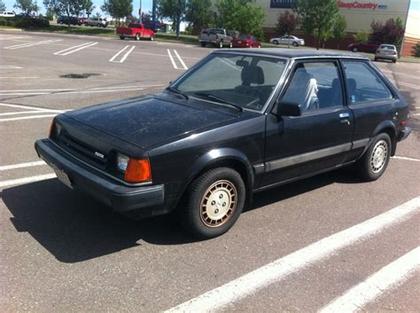 classic mazda curbside classic mazda glc gen two the first really