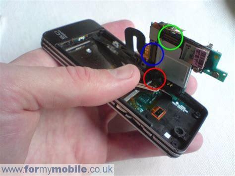 Kesing Sony Ericsoon gambar2 cara bongkar kesing sony ericsson