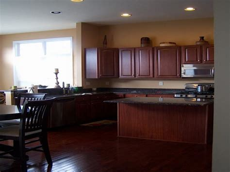 kitchen color schemes with cherry cabinets awesome kitchen color schemes with cherry cabinets 15