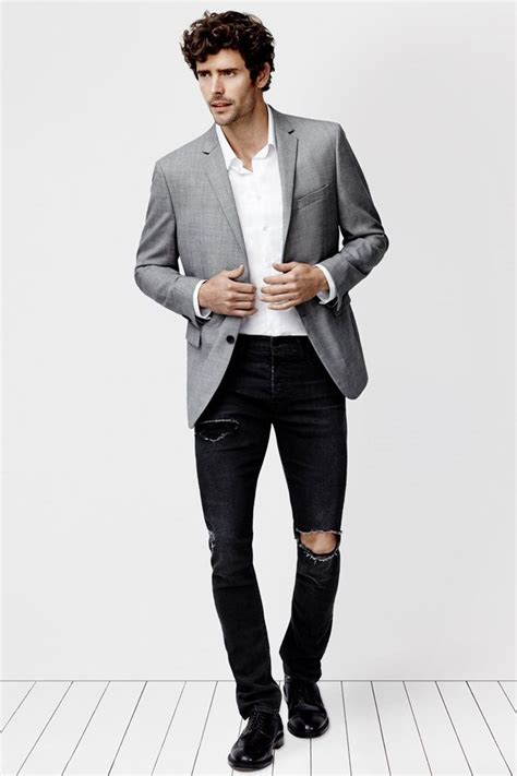 Blazer Style Black 59 92 best images about mens fashion on vintage denim blazers and suits