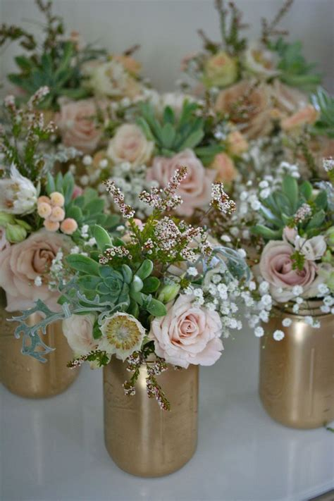 Bridal Shower Centerpieces by Beautiful Bridal 13 Most Beautiful Jar Centerpieces