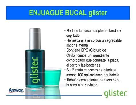 Pasta Gigi Glister Amway 600 presentacion glister