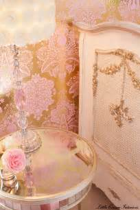 Pink Chandelier Lighting Design Reveal Pink Gold Ivory Baby S Nursery