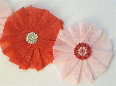 fiori di carta crespa fiori di carta crespa per il salotto foto 4 38